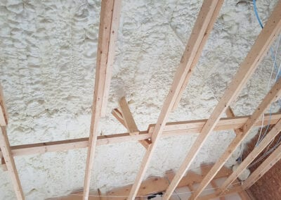 Austin Company | spray foam insulation